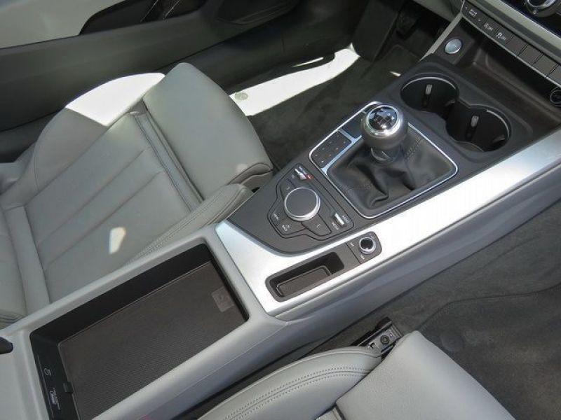 Audi A5 2.0 TDI 190 ch Bleu occasion à Beaupuy - photo n°7