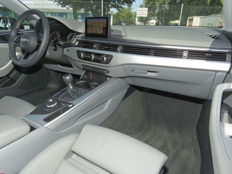 Audi A5 2.0 TDI 190 ch Bleu occasion à Beaupuy - photo n°2