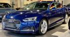 Audi A5 2.0 TDI 190 clean diesel Euro6 S line Bleu à Boulogne-Billancourt 92
