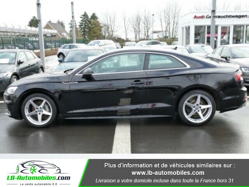 Audi A5 2.0 TDI 190 / S-Tronic Noir occasion à Beaupuy - photo n°5