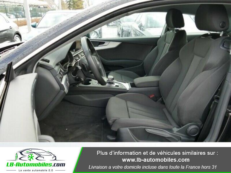 Audi A5 2.0 TDI 190 / S-Tronic Noir occasion à Beaupuy - photo n°6