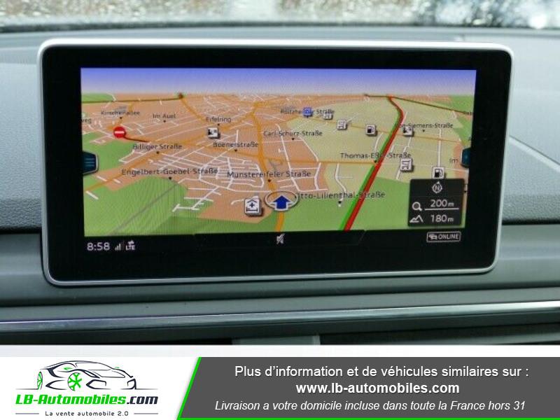 Audi A5 2.0 TDI 190 / S-Tronic Noir occasion à Beaupuy - photo n°8