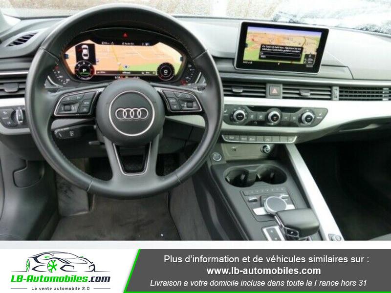 Audi A5 2.0 TDI 190 / S-Tronic Noir occasion à Beaupuy - photo n°7