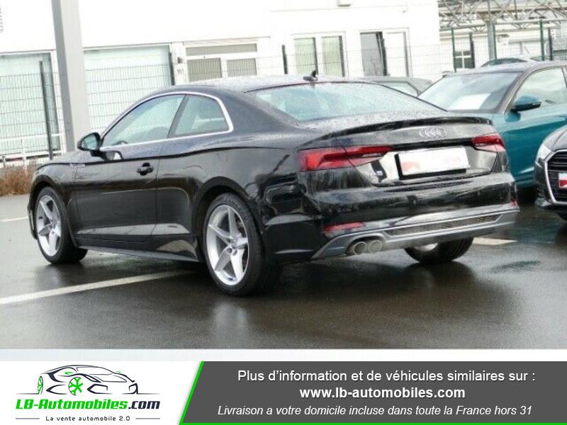 Audi A5 2.0 TDI 190 / S-Tronic Noir occasion à Beaupuy - photo n°3