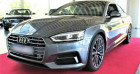 Audi A5 2.0 TDI 190ch clean diesel Ambiente Euro6 Gris à Boulogne-Billancourt 92
