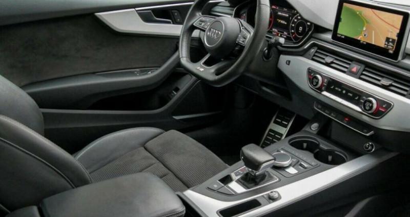 Audi A5 2.0 TDI 190ch clean diesel Ambiente Euro6 Blanc occasion à Boulogne-Billancourt - photo n°3