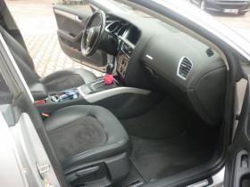 Audi A5 2.0 TFSI 4 PORTES AMBIENTE MULTITRONIC  Gris occasion à Portet-sur-Garonne - photo n°9