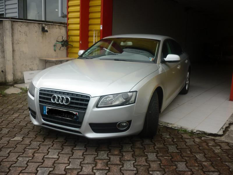 Audi A5 occasion 2010 mise en vente à Portet-sur-Garonne par le garage LOOK AUTOS - photo n°1