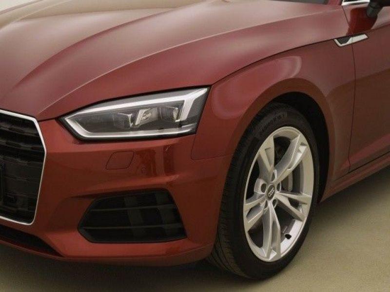 Audi A5 2.0 TFSI Quattro 252 Rouge occasion à Beaupuy - photo n°8