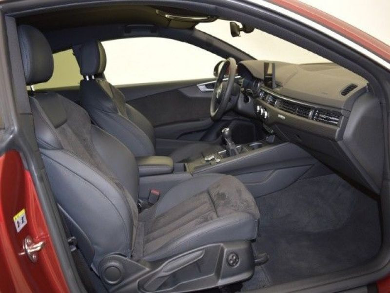 Audi A5 2.0 TFSI Quattro 252 Rouge occasion à Beaupuy - photo n°4