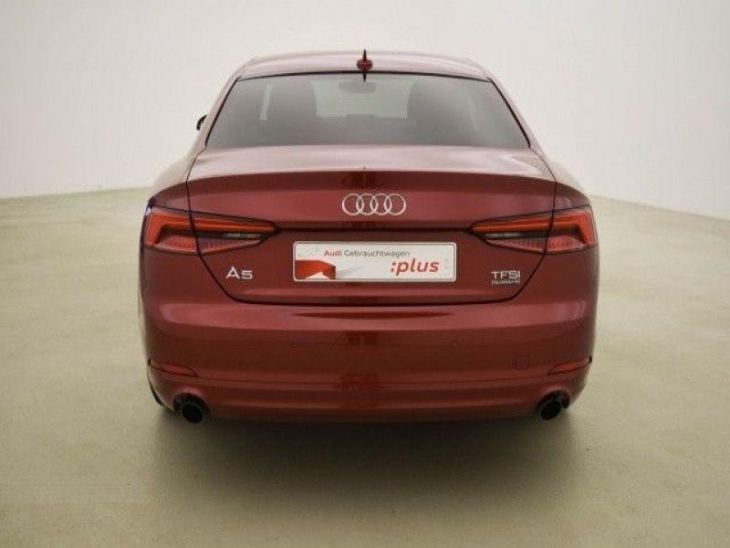 Audi A5 2.0 TFSI Quattro 252 Rouge occasion à Beaupuy - photo n°9