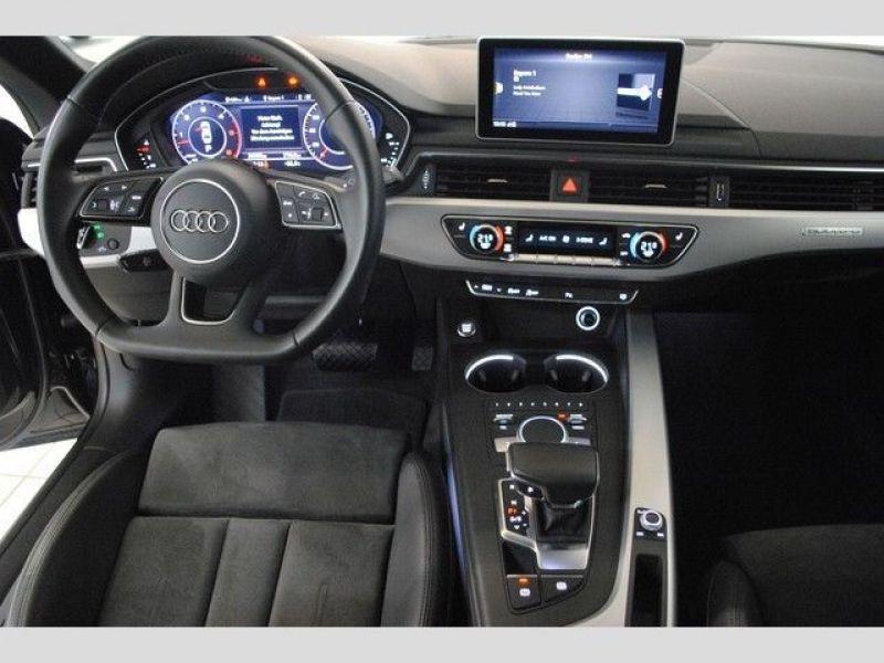 Audi A5 3.0 TDI Quattro 218 Noir occasion à Beaupuy - photo n°2