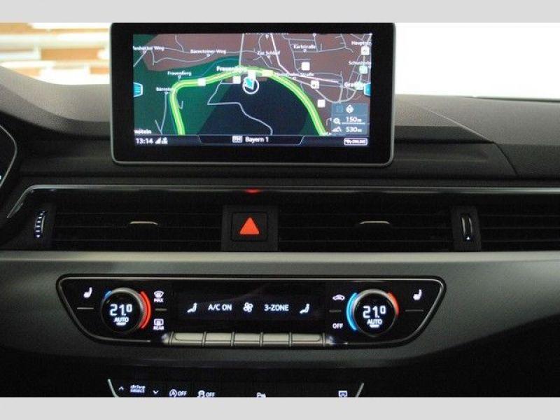 Audi A5 3.0 TDI Quattro 218 Noir occasion à Beaupuy - photo n°7