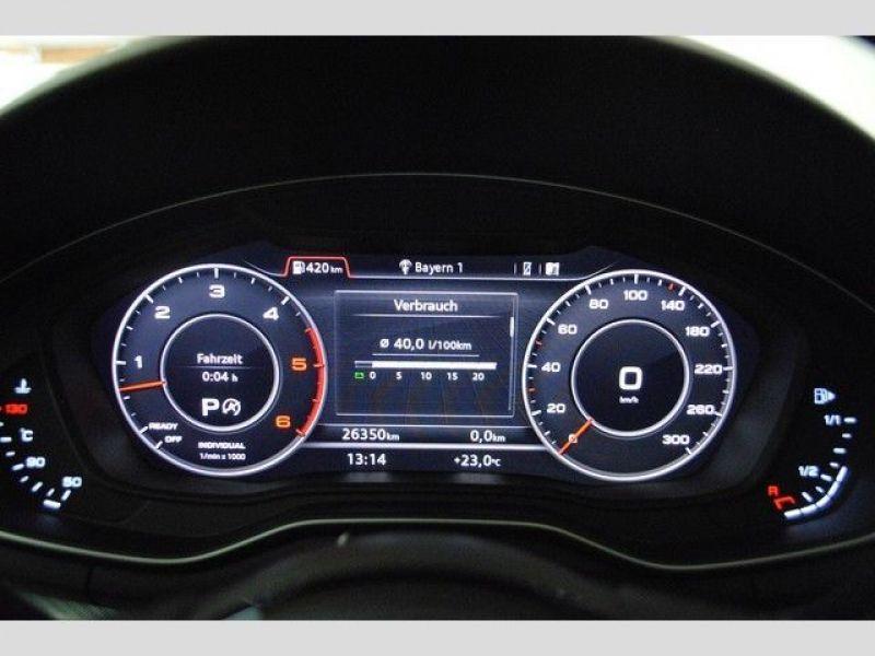 Audi A5 3.0 TDI Quattro 218 Noir occasion à Beaupuy - photo n°6