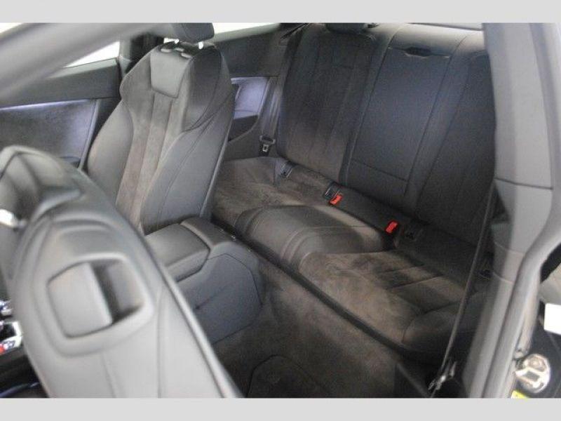 Audi A5 3.0 TDI Quattro 218 Noir occasion à Beaupuy - photo n°5