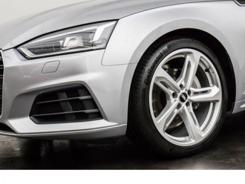 Audi A5 3.0 TDI Quattro 218 Argent occasion à Beaupuy - photo n°7