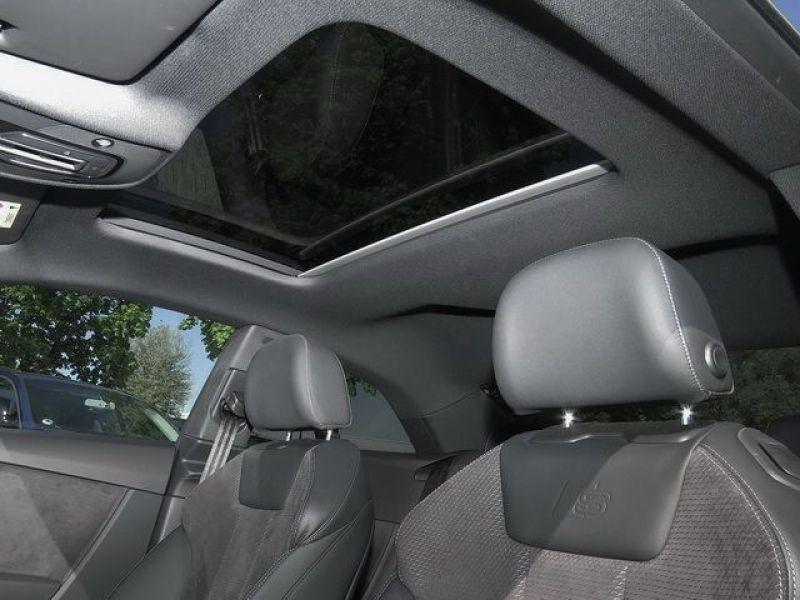 Audi A5 3.0 TDI Quattro 218cv S Line Blanc occasion à Beaupuy - photo n°4