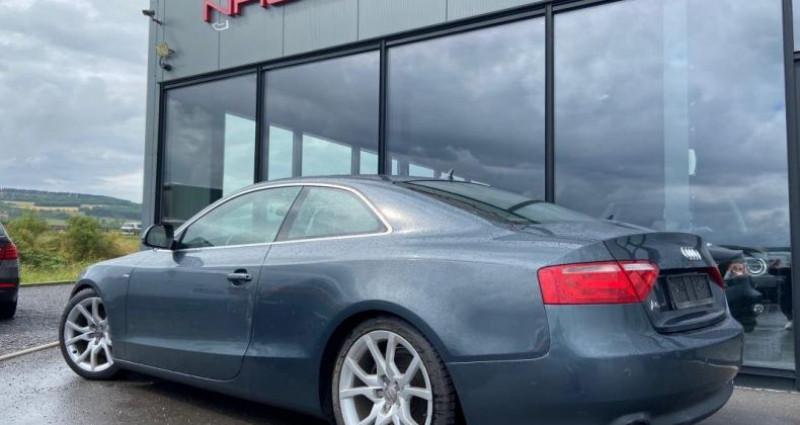 Audi A5 3.0 V6 TDI 240 DPF Quattro Ambiente Gris occasion à Bouxières Sous Froidmond - photo n°2