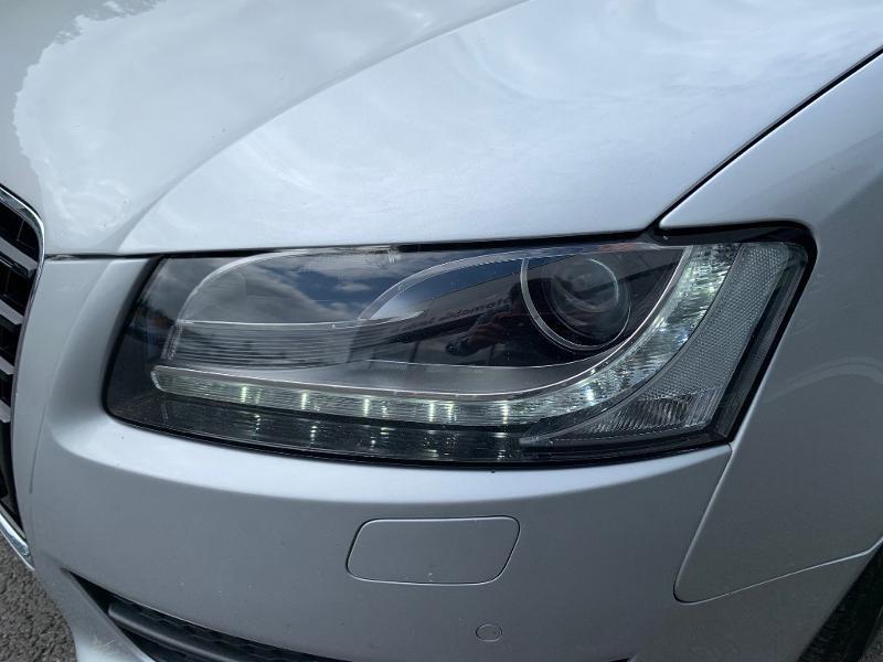 Audi A5 3.0 V6 TDI 240ch DPF Ambition Luxe quattro Gris occasion à Figeac - photo n°4
