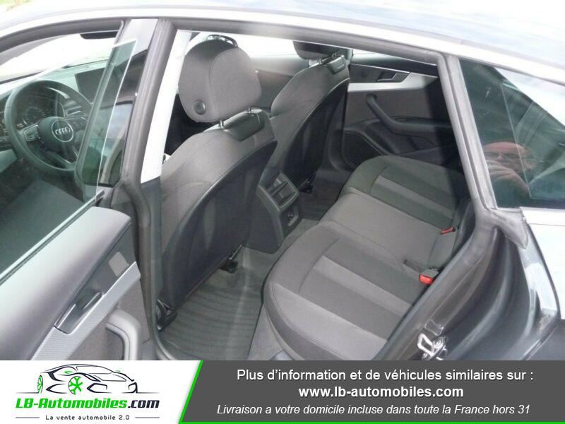Audi A5 40 TFSI 190 S-tronic Gris occasion à Beaupuy - photo n°9