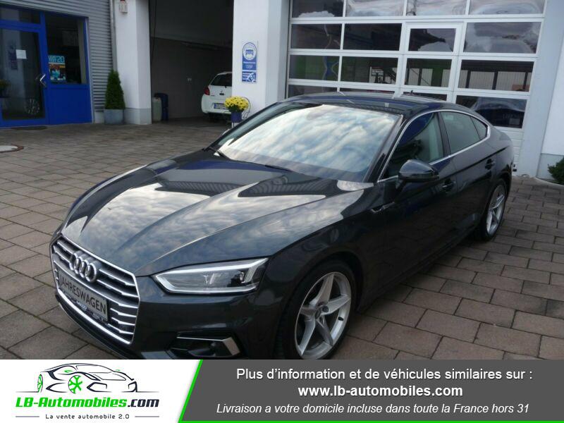 Audi A5 40 TFSI 190 S-tronic Gris occasion à Beaupuy
