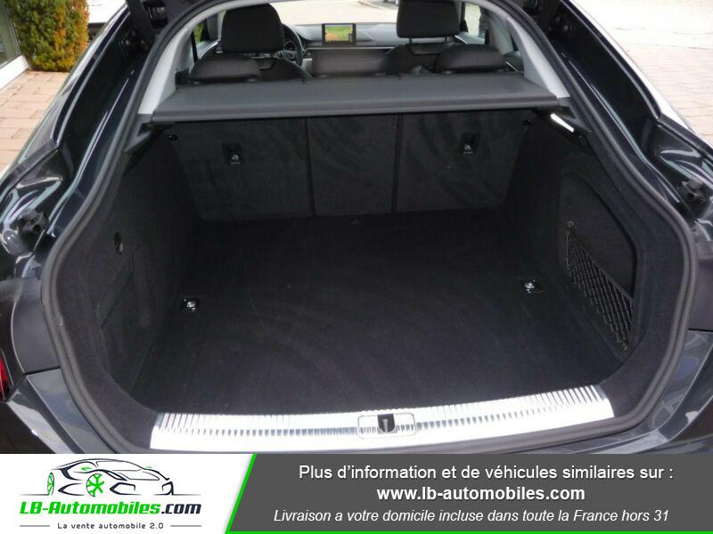 Audi A5 40 TFSI 190 S-tronic Gris occasion à Beaupuy - photo n°15