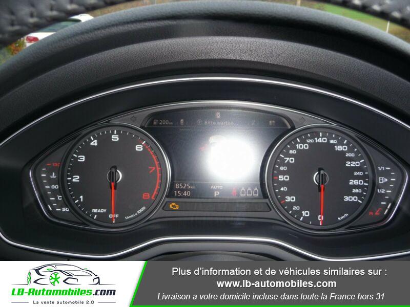 Audi A5 40 TFSI 190 S-tronic Gris occasion à Beaupuy - photo n°11