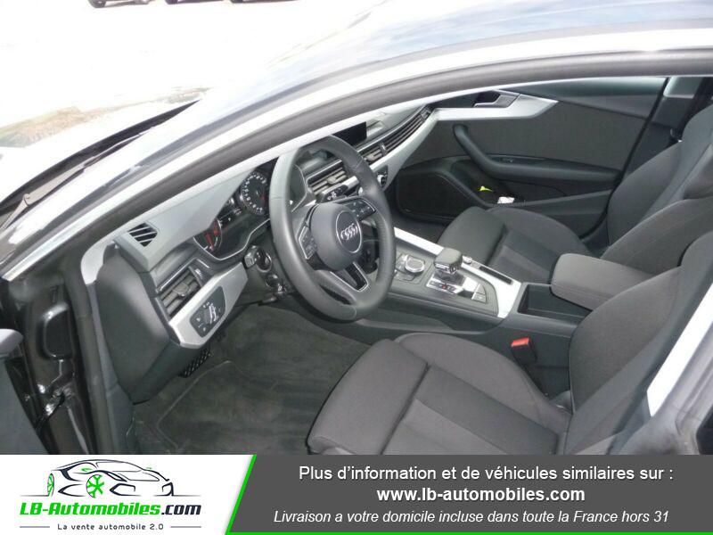 Audi A5 40 TFSI 190 S-tronic Gris occasion à Beaupuy - photo n°2