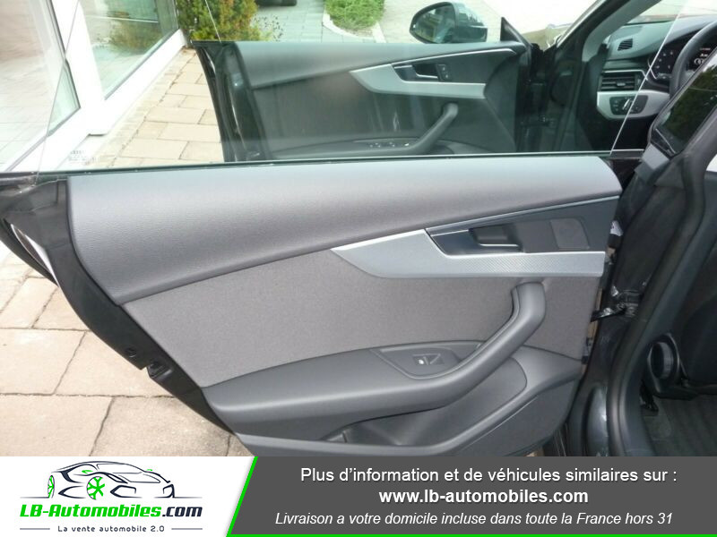 Audi A5 40 TFSI 190 S-tronic Gris occasion à Beaupuy - photo n°10