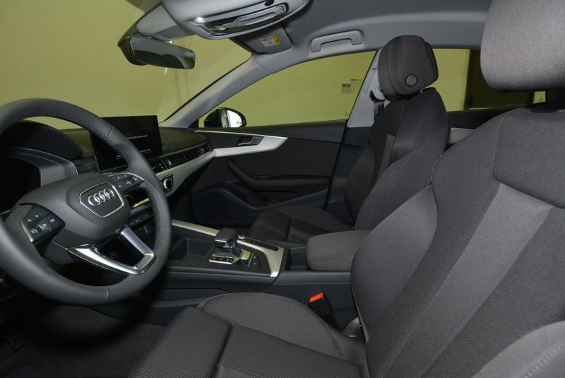 Audi A5 40 TFSI 204CH DESIGN S TRONIC 7  occasion à Quimper - photo n°3