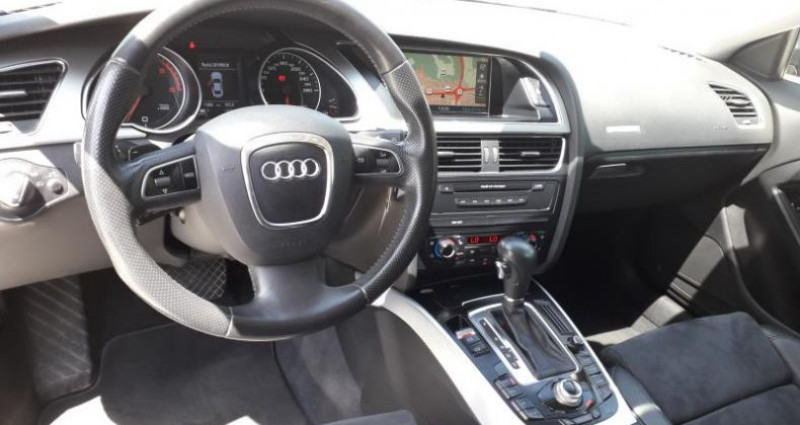 Audi A5 COUPE COUPE 2.7 V6 TDI 190 AMBITION LUXE MULTITRONIC  occasion à LINAS - photo n°7