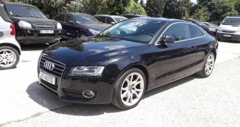 Audi A5 COUPE COUPE 2.7 V6 TDI 190 AMBITION LUXE MULTITRONIC  occasion à LINAS