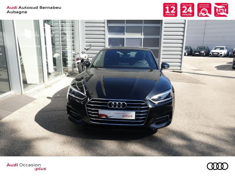 Audi A5 COUPE NF 2.0 TFSI 190 DESIGN LUXE STRONIC 7 Noir occasion à Aubagne - photo n°5