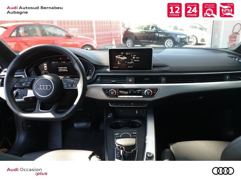 Audi A5 COUPE NF 2.0 TFSI 190 DESIGN LUXE STRONIC 7 Noir occasion à Aubagne - photo n°6