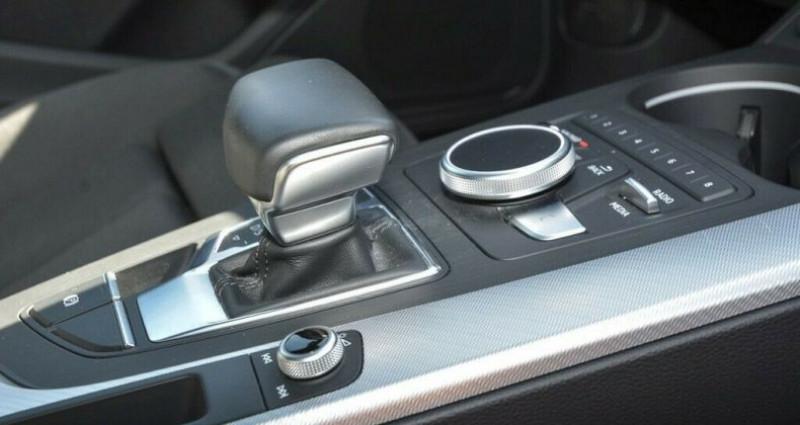 Audi A5 II 2.0 TFSI 252ch S line S tronic 7 Noir occasion à Boulogne-Billancourt - photo n°7