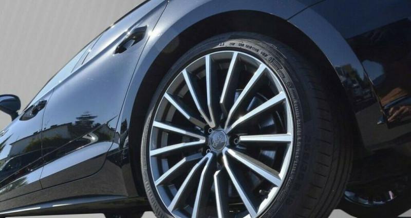 Audi A5 II 2.0 TFSI 252ch S line S tronic 7 Noir occasion à Boulogne-Billancourt - photo n°3
