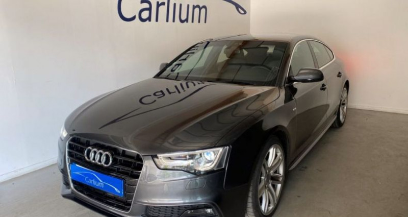 Audi A5 S line S tronic 150 CH 2.0 TDI GPS Véhicule Français et enti  occasion à VALENCE