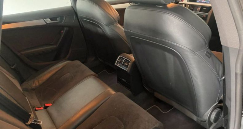 Audi A5 S line S tronic 150 CH 2.0 TDI GPS Véhicule Français et enti  occasion à VALENCE - photo n°5