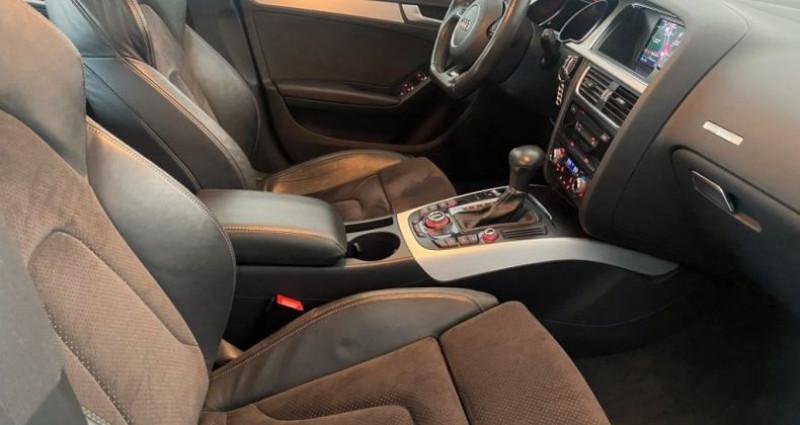 Audi A5 S line S tronic 150 CH 2.0 TDI GPS Véhicule Français et enti  occasion à VALENCE - photo n°4
