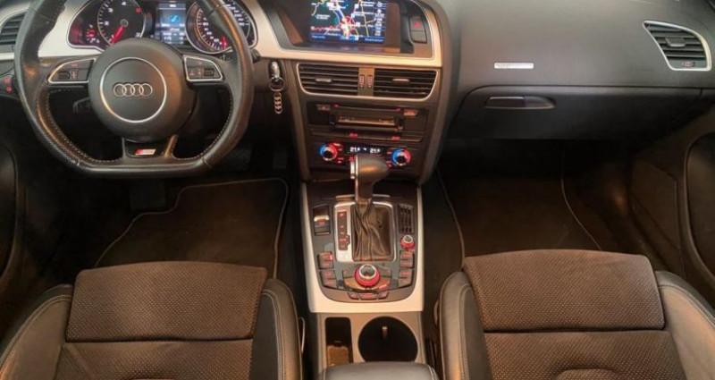 Audi A5 S line S tronic 150 CH 2.0 TDI GPS Véhicule Français et enti  occasion à VALENCE - photo n°3
