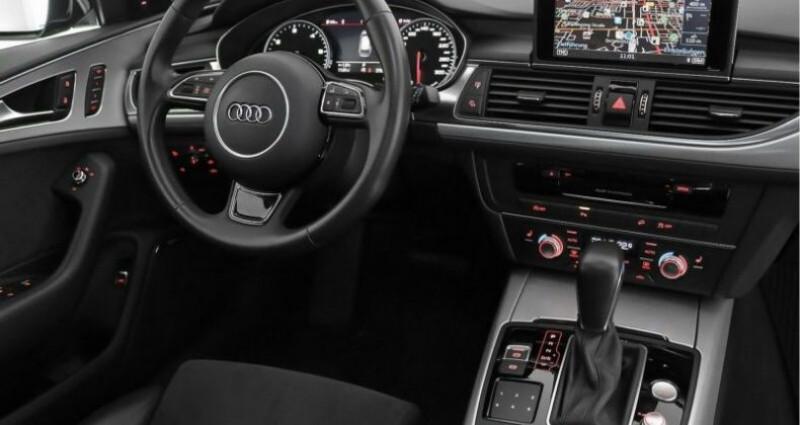Audi A6 Allroad 3.0 BiTDI 320 Quattro Noir occasion à Boulogne-Billancourt - photo n°5