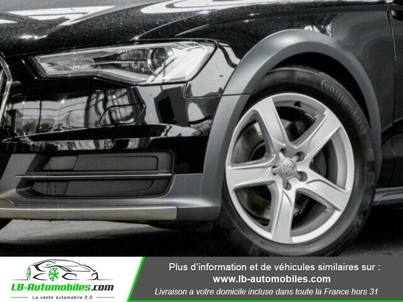 Audi A6 Allroad 3.0 TDI Quattro 190 Noir occasion à Beaupuy - photo n°12