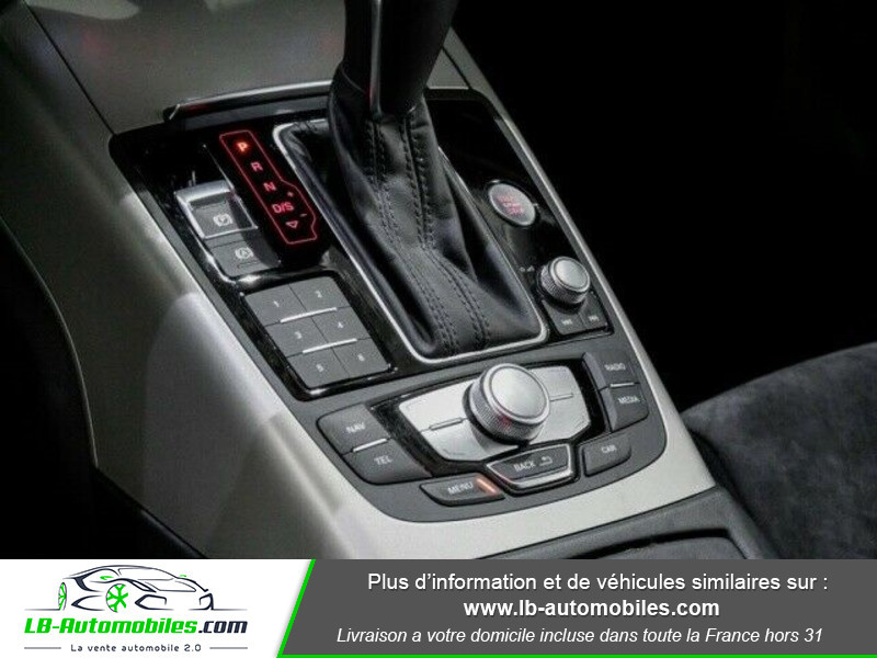 Audi A6 Allroad 3.0 TDI Quattro 190 Noir occasion à Beaupuy - photo n°9