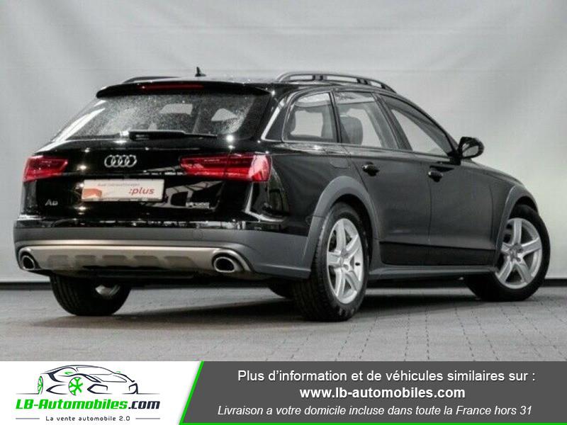 Audi A6 Allroad 3.0 TDI Quattro 190 Noir occasion à Beaupuy - photo n°3