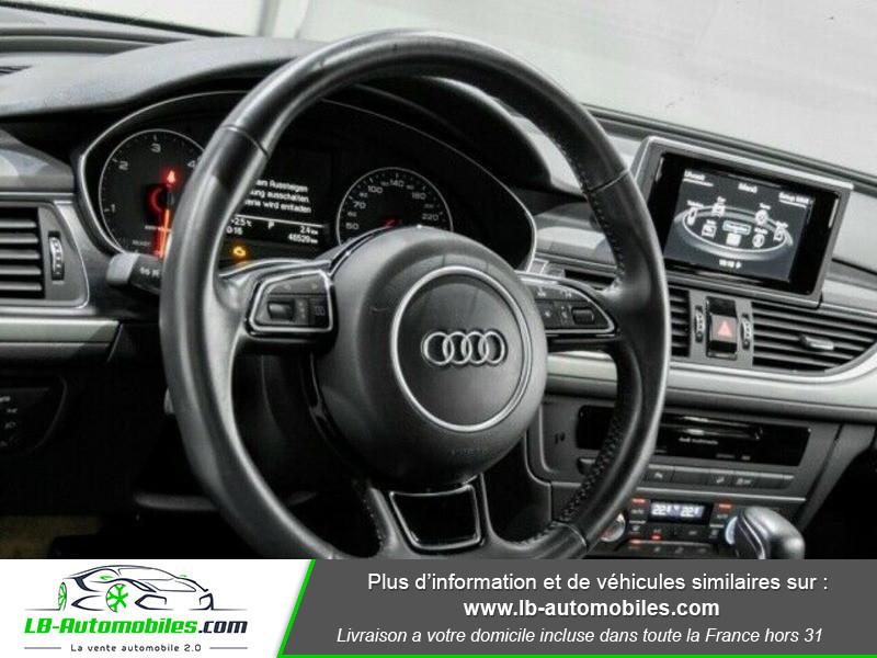Audi A6 Allroad 3.0 TDI Quattro 190 Noir occasion à Beaupuy - photo n°8