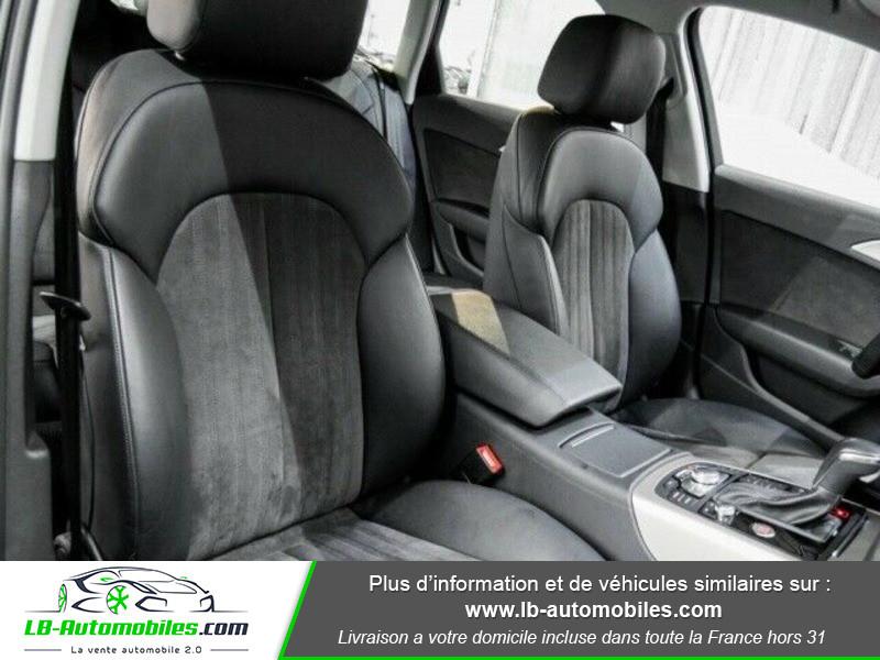 Audi A6 Allroad 3.0 TDI Quattro 190 Noir occasion à Beaupuy - photo n°4