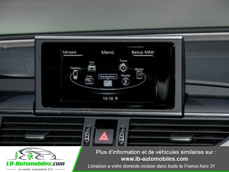 Audi A6 Allroad 3.0 TDI Quattro 190 Noir occasion à Beaupuy - photo n°6