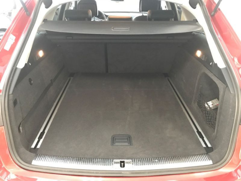Audi A6 Allroad 3.0 TDI Quattro 218 Rouge occasion à Beaupuy - photo n°8