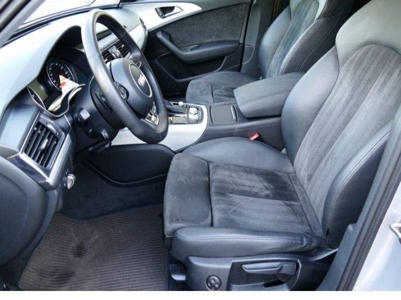 Audi A6 Allroad 3.0 TDI Quattro 218 Argent occasion à Beaupuy - photo n°4