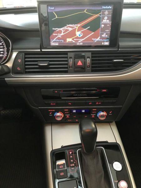 Audi A6 Allroad 3.0 TDI Quattro 218 Rouge occasion à Beaupuy - photo n°6